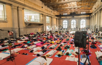 II IDY Celebrations in Buenos Aires, Argentina