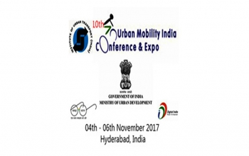 Urban Mobility India (UMI),  04 - 06 November 2017
