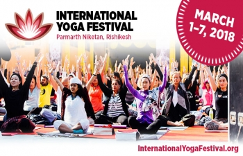 International Yoga Festival 01-07 March 2018