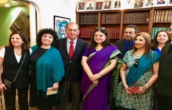 The Honourable Minister for Women and Child Development, Smt. Maneka Gandhi and Minister of State(IC) for Labour and Employment, Mr. Santosh Gangwar attended IV Global Conference on Sustained Eradication of Child Labour from 14-16 November 2017 in Buenos Aires