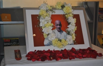 Sardar Patel Birth Anniversary celebration 2016