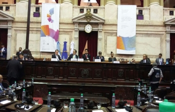 Parliamentary Conference on WTO from  9-10 December 2017 in Buenos Aires