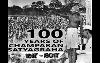 Quiz on 100 years of Champaran Satyagraha