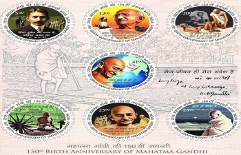 Quiz context on Mahatma Gandhi's life on his 150th Birth Anniversary