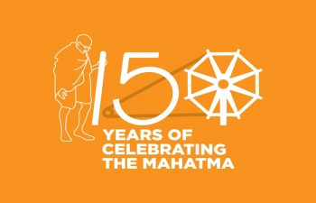 Event commemorating 150th Birth Anniversary of Mahatma Gandhi in Argentina on 2 October 2019 at the Embassy premises