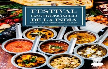 Indian Food Festival in Asunción, Paraguay