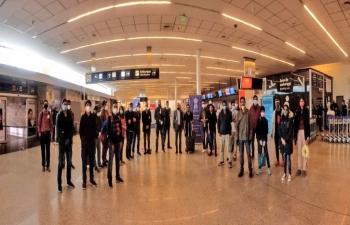 Stranded Indians in Argentina & Uruguay before beginning long journey back home