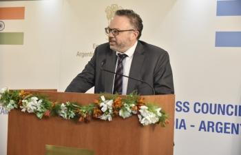 Establishment of India-Argentina Business Council