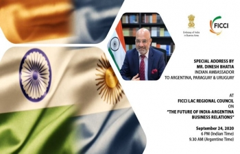 Address to the Federation of Indian Chambers of Commerce & Industry