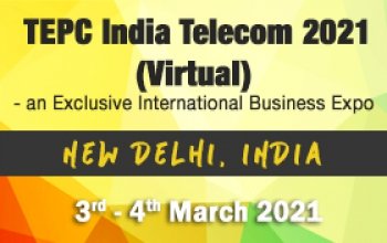 India Telecom 2021 - an Exclusive International Business Expo