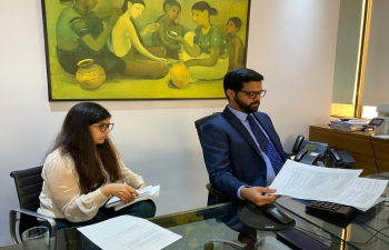 Establish India-Argentina Center of Excellence in IT