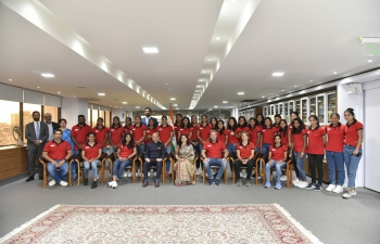 Indian Women Hockey Team Dinner