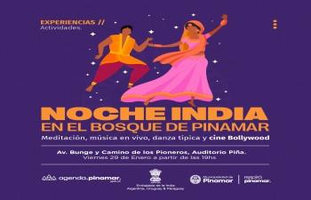 Indian Night in Pinamar
