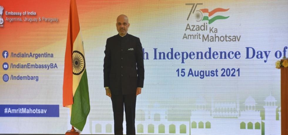 Día de la Independencia de India 2021