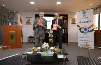 """""""Rabindranath Tagore: Visions from Latin America"""" Book Launch"""