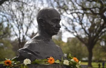Nacimiento de Gandhi 2021