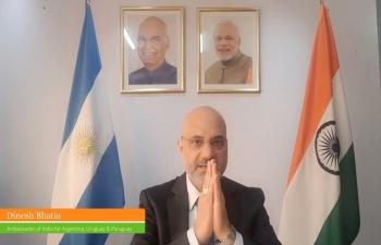 Celebraciones  virtuales de MahaNavami a cargo de Advaita Vedanta Argentina